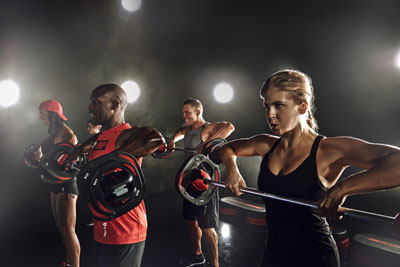 BODY PUMP-LES MILLS